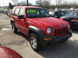 2004 Jeep Liberty 58k