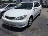 2005 Toyota Camry XLE,2.4L automatic